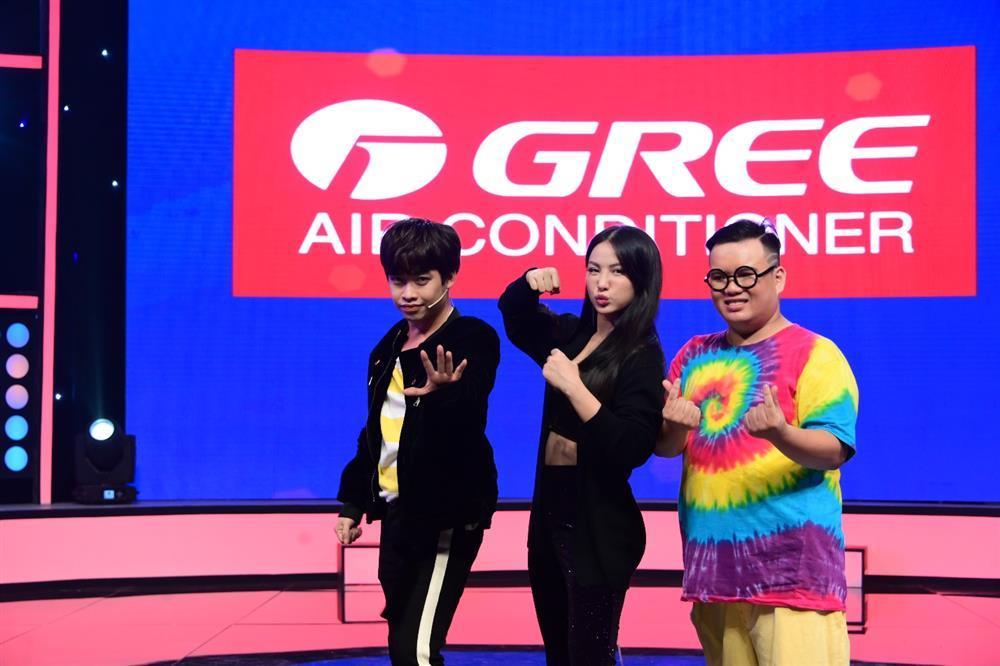 Yaya Trương Nhi phá đảo điểm số gameshow Bộ 3 ăn ý-1