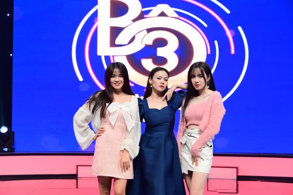 Yaya Trương Nhi phá đảo điểm số gameshow Bộ 3 ăn ý-2