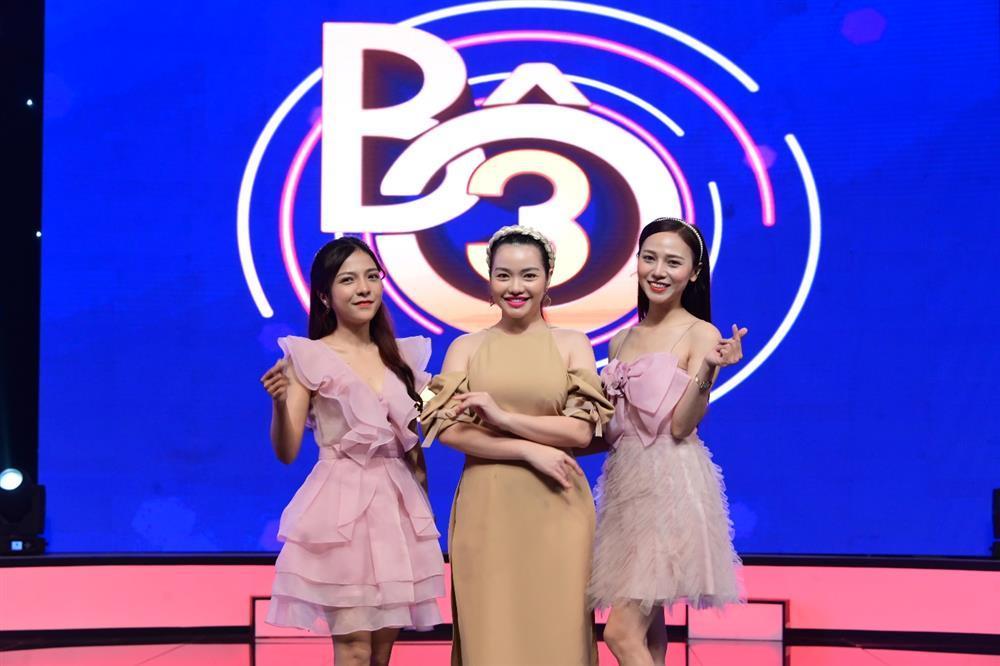 Yaya Trương Nhi phá đảo điểm số gameshow Bộ 3 ăn ý-3
