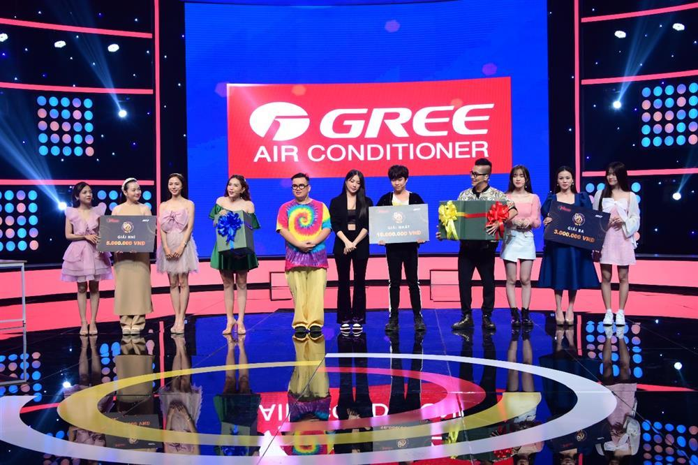 Yaya Trương Nhi phá đảo điểm số gameshow Bộ 3 ăn ý-5