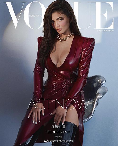 Ngọc Trinh sao chép phong cách từ tỷ phú Kylie Jenner đến Song Hye Kyo-2