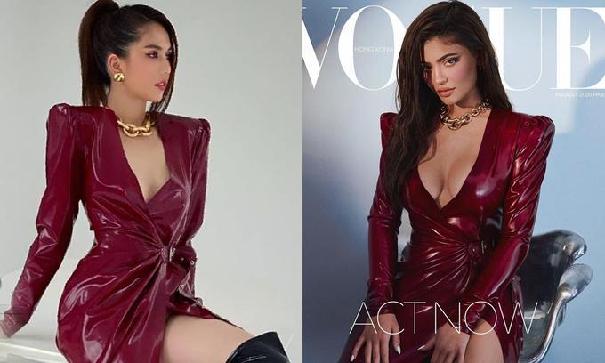 Ngọc Trinh sao chép phong cách từ tỷ phú Kylie Jenner đến Song Hye Kyo-4