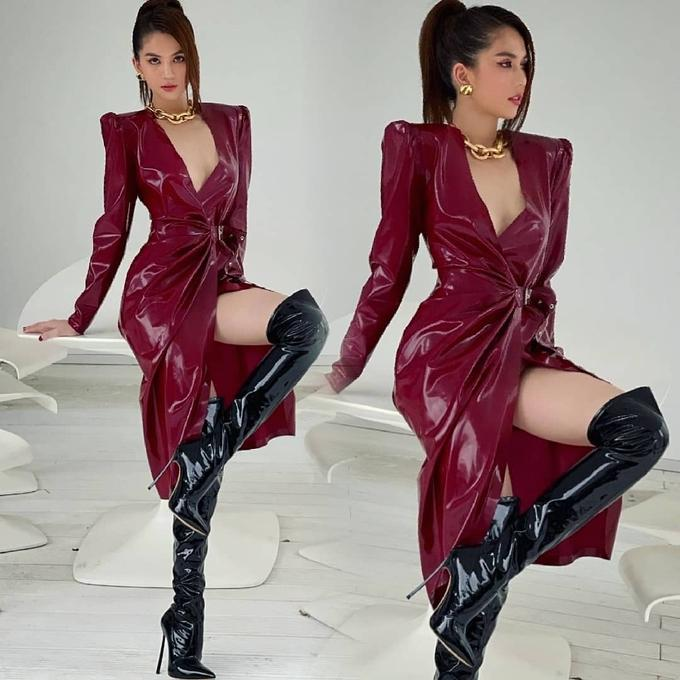 Ngọc Trinh sao chép phong cách từ tỷ phú Kylie Jenner đến Song Hye Kyo-1