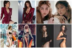 Ngọc Trinh sao chép phong cách từ 'tỷ phú' Kylie Jenner đến Song Hye Kyo