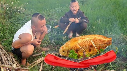 Đầu tư bể cá Koi hơn nửa tỷ, anh em Tam Mao thật sự giàu cỡ nào?-1