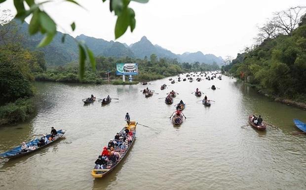 Yêu cầu đảm bảo an toàn khi chùa Hương đón khách trở lại-1