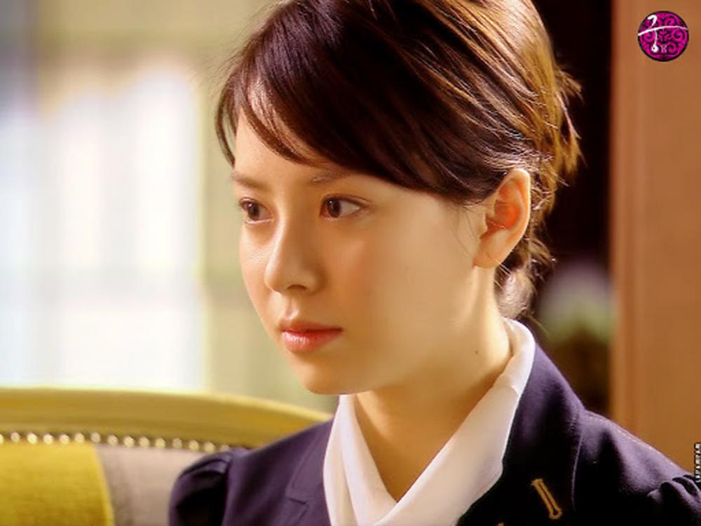 Không phải nữ chính, Song Ji Hyo mới là mỹ nhân gây sốt Hoàng Cung remake-5