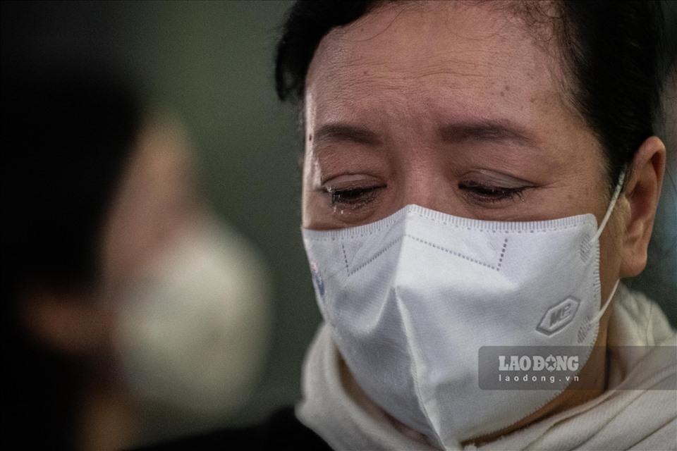 NSƯT Chí Trung cùng nhiều nghệ sĩ ngậm ngùi tiễn biệt bố Trần Hạnh-5