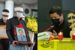 NSƯT Chí Trung cùng nhiều nghệ sĩ ngậm ngùi tiễn biệt 'bố' Trần Hạnh