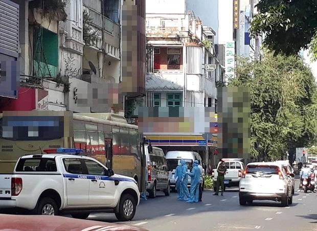 Phát hiện 35 người Trung Quốc nghi nhập cảnh trái phép tại khách sạn trung tâm Sài Gòn-2