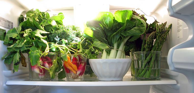 Cứ bảo quản rau củ quả trong tủ lạnh theo 4 kiểu này bảo sao bị hư, biến chất nhanh-1