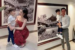 Việt Anh gặp lại vợ cũ