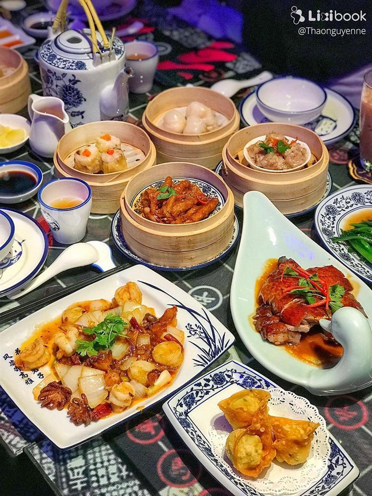 3 nhà hàng siêu lãng mạn ở Sài Gòn giúp lấy lòng người yêu trong ngày 8/3-10