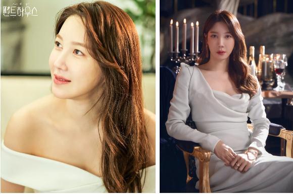 Lee Ji Ah tái xuất Penthouse 2: Độ sang xịn lên tầm cao mới, trẻ trung và chất lừ-1