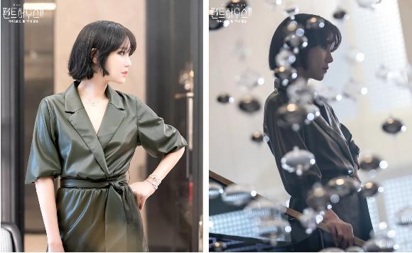 Lee Ji Ah tái xuất Penthouse 2: Độ sang xịn lên tầm cao mới, trẻ trung và chất lừ-2