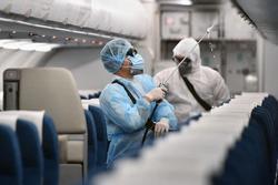 Hải Phòng khẩn tìm người đi cùng chuyến bay với ca tái dương tính Covid-19 từ TP HCM ra Cát Bi