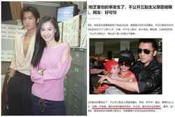 Hé lộ bản thỏa thuận hậu ly hôn của Trương Bá Chi và Tạ Đình Phong