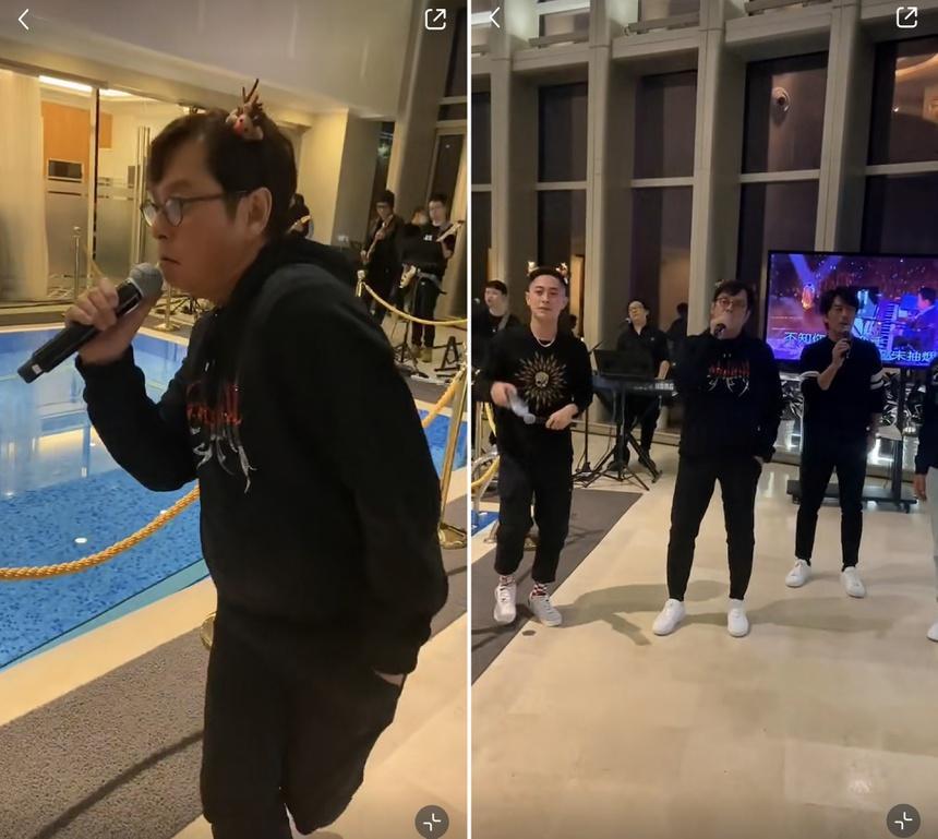Nghệ sĩ Trung Quốc sợ tiếng hết thời khi hát ở đám cưới và hội chợ-1