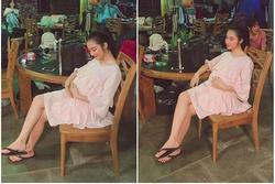 Hòa Minzy nói rõ ảnh bầu vượt mặt trong quá khứ, tiết lộ cách 'hack dáng' lúc mang thai