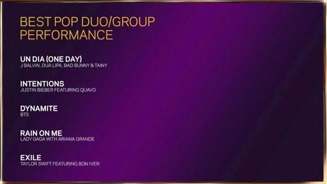 Cuối cùng BTS cũng xác nhận biểu diễn tại Grammy 2021-2