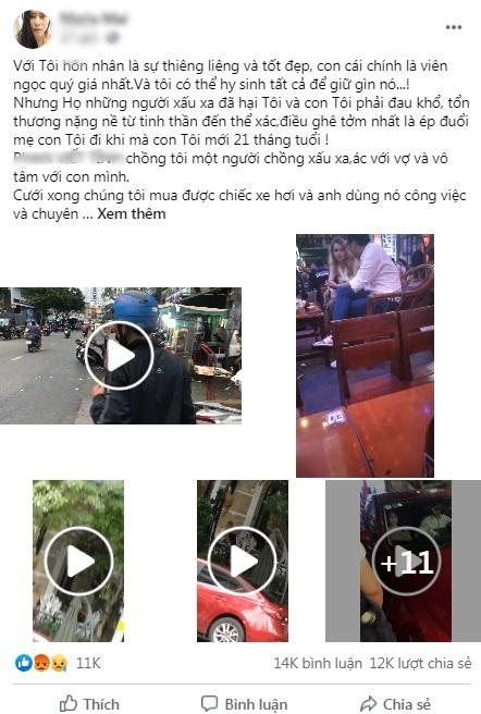 Lời nhắn 8/3 tới con gái của cô vợ từng tố soái ca Người Ấy Là Ai ngoại tình-2