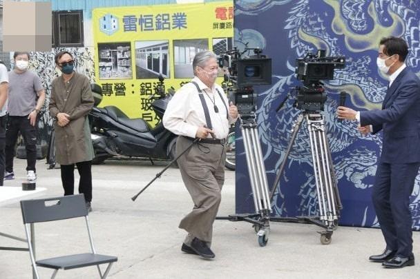 Hồng Kim Bảo trở lại đóng phim sau gần 3 năm-2