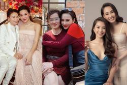 4 người mẹ sao Việt: Nhan sắc không tuổi, phong cách lấn át con gái