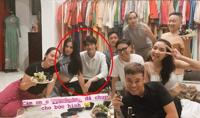 Dàn bạn trai tin đồn của hoa hậu Tiểu Vy: Không giàu thì phải đẹp-5