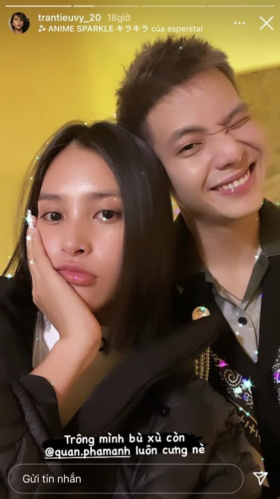 Dàn bạn trai tin đồn của hoa hậu Tiểu Vy: Không giàu thì phải đẹp-8