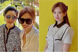 Hari Won nổi nóng khi mẹ đẻ bị mỉa mai không nói được tiếng Việt