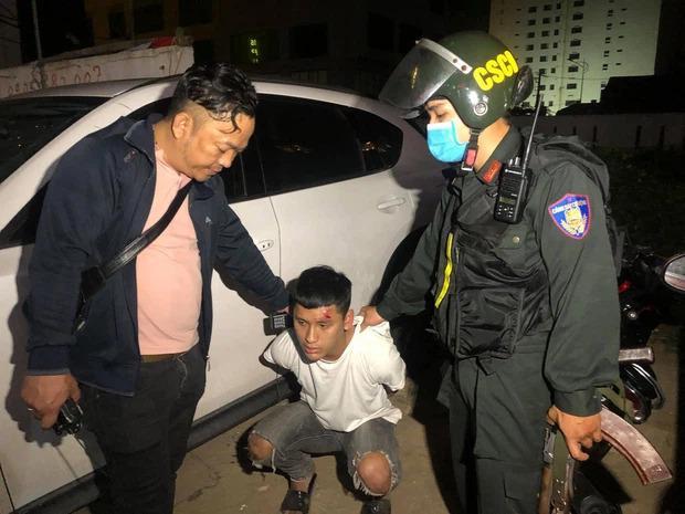 Cảnh sát nổ súng truy bắt nhóm học sinh Đà Nẵng mang hung khí hỗn chiến-1