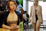 Người phụ nữ mặc áo ren không bra ở rạp phim: Vẫn là cái tên cũ rích-6