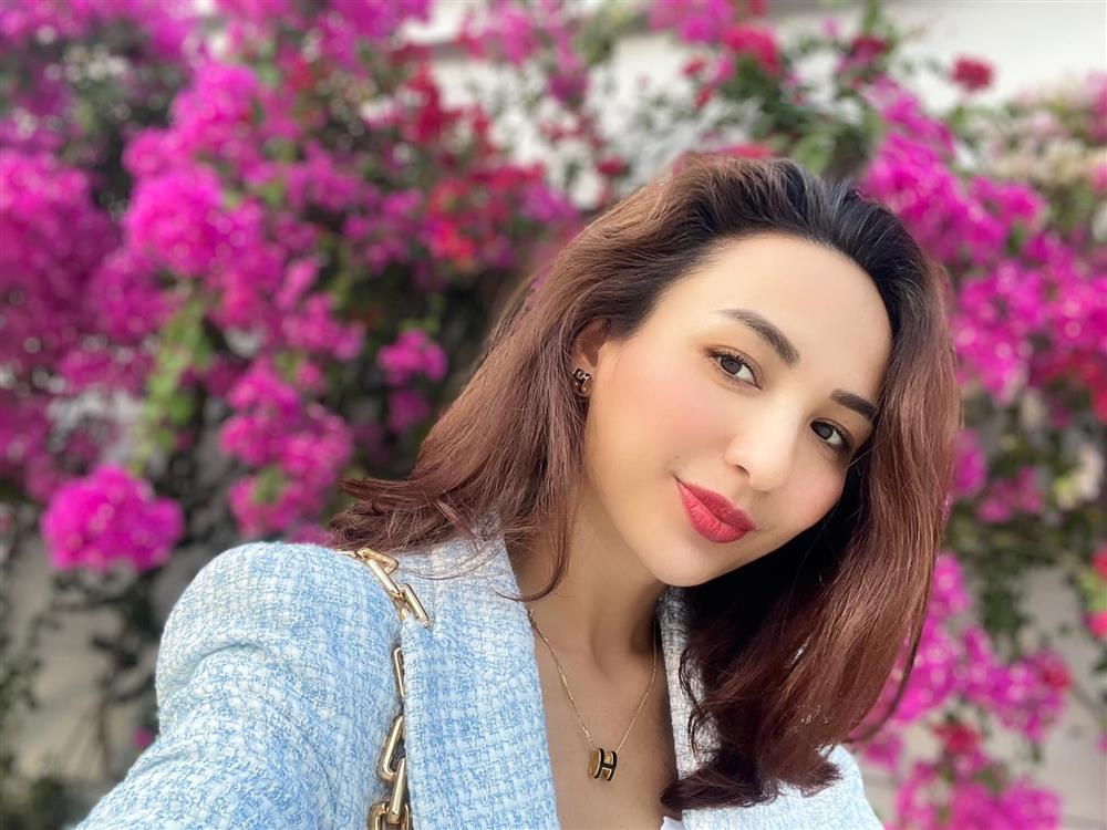 Hoa hậu Ngọc Diễm có tình mới sau 9 năm ly hôn-1