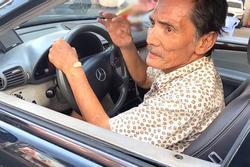 Trịnh Kim Chi lên tiếng về clip Thương Tín lái xe hơi