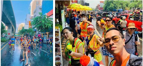Người Việt muốn đến Thái Lan quẩy lễ hội té nước có phải cách ly không?-1