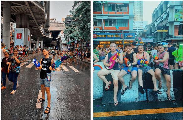 Người Việt muốn đến Thái Lan quẩy lễ hội té nước có phải cách ly không?-2