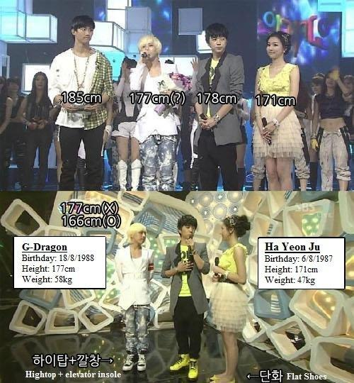 G-Dragon bị bóc mẽ ảnh chiều cao thật, khai khống đến 10cm-3