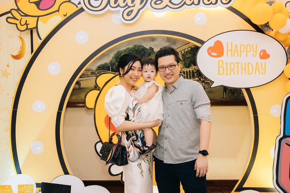 Tiệc sinh nhật 1 tuổi chuẩn rich kid của cháu gái Trấn Thành-7