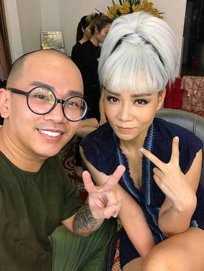 Loạt mỹ nhân từng được make up xấu số Minh Lộc hô biến nhan sắc-1