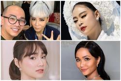 Loạt mỹ nhân từng được make up xấu số Minh Lộc 'hô biến' nhan sắc