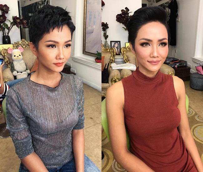 Lời dặn dò HHen Niê của makeup xấu số Minh Lộc-6