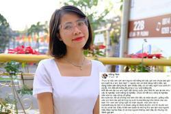 Thơ Nguyễn nói gì về clip 'cho búp bê uống coca xin vía học giỏi'?