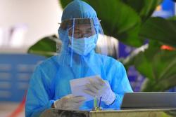 Nữ nhân viên tạp vụ nghi mắc Covid-19 trong cộng đồng ở Hải Dương