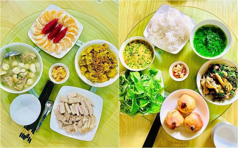 Nữ sinh cứ về nhà lại lao vào bếp nấu cơm ngon khiến ba mẹ tự hào đi khoe hàng xóm-5