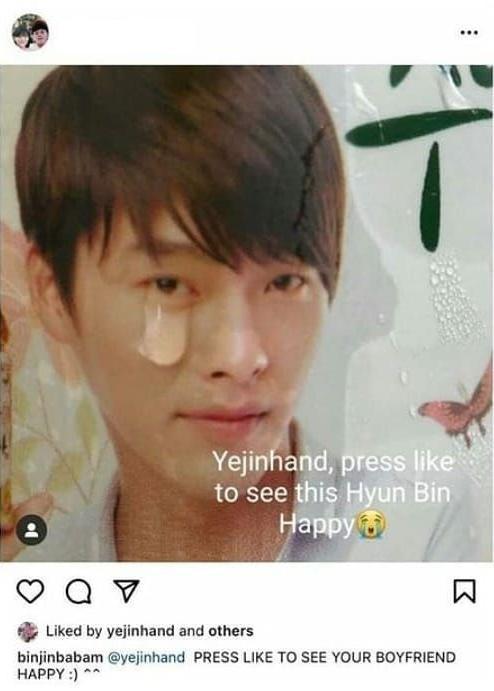 Son Ye Jin lộ hành động ngấm ngầm sau lưng bạn trai Hyun Bin-3