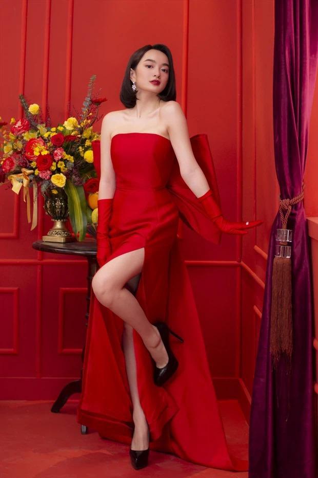 Trời nóng cũng không hot bằng Kaity Nguyễn khi diện váy ren xuyên thấu-3