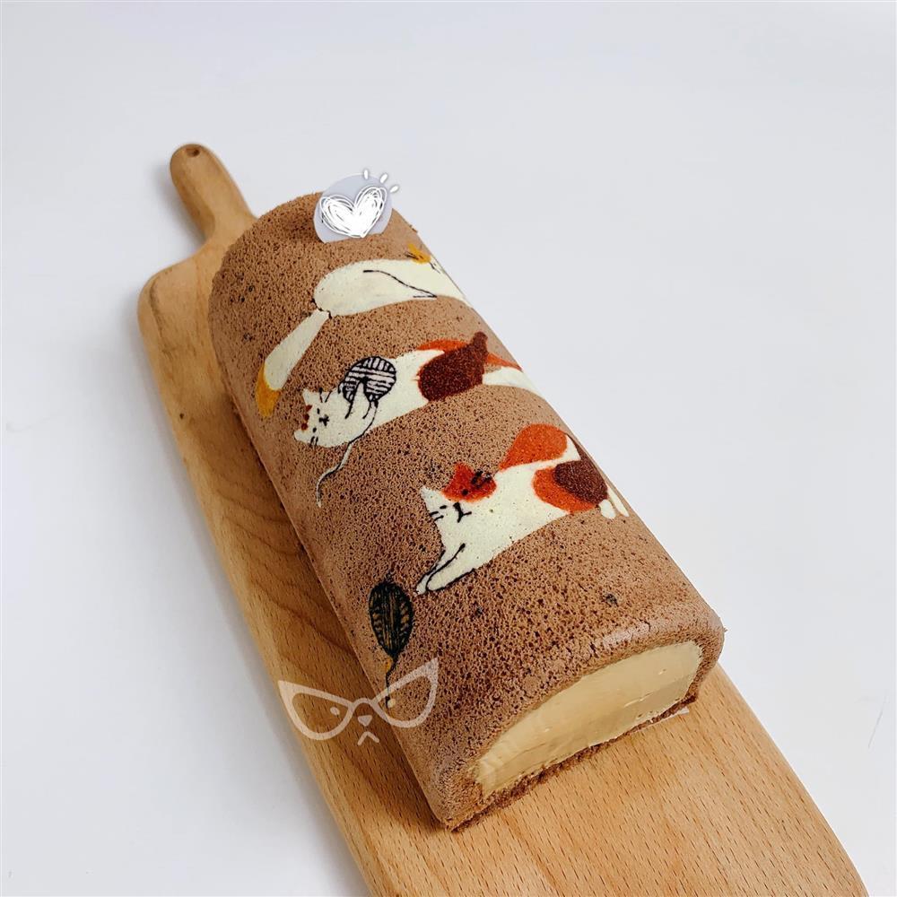 Mẹ Sài Gòn khoe loạt bánh bông lan cuộn nhìn đẹp phát hờn, sao mà nỡ ăn-4