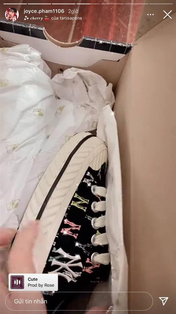 Con gái Minh Nhựa sắm giày hiệu nhưng phải đủ các màu-5