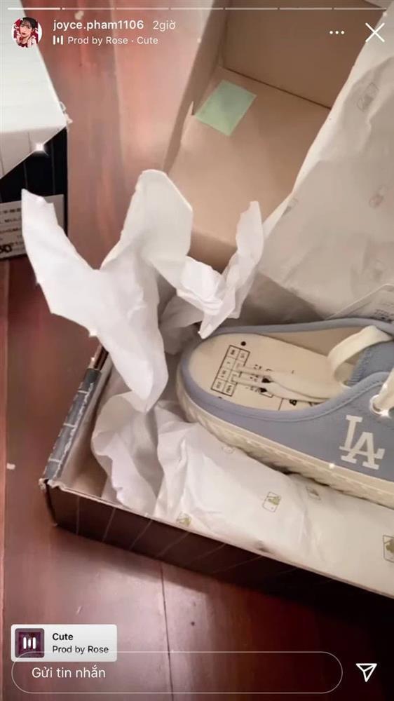 Con gái Minh Nhựa sắm giày hiệu nhưng phải đủ các màu-6