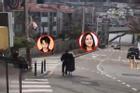 Bi Rain - Kim Tae Hee 'trốn con' đi hẹn hò, còn tình tứ ôm nhau trên đường